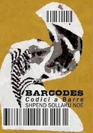 "Shpen Sollaku - Noe ""Barcodes - Codici a Barre"""