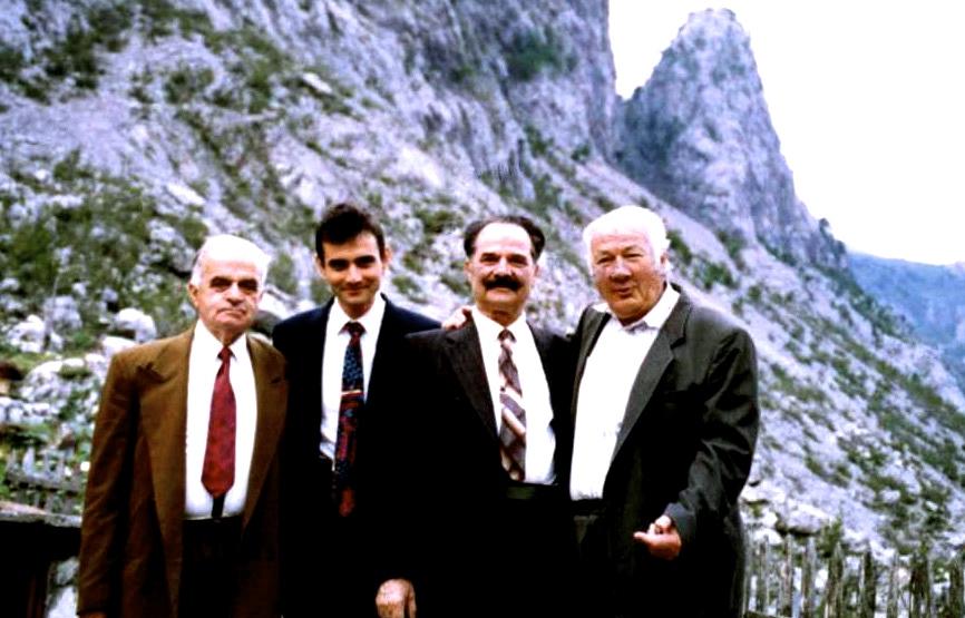 Lazër Radi me Mernaçajt në Kelmend