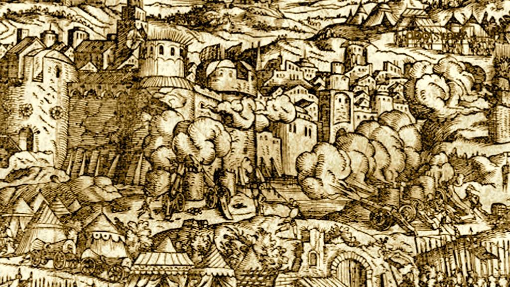 Gravurë e shekullit të XV