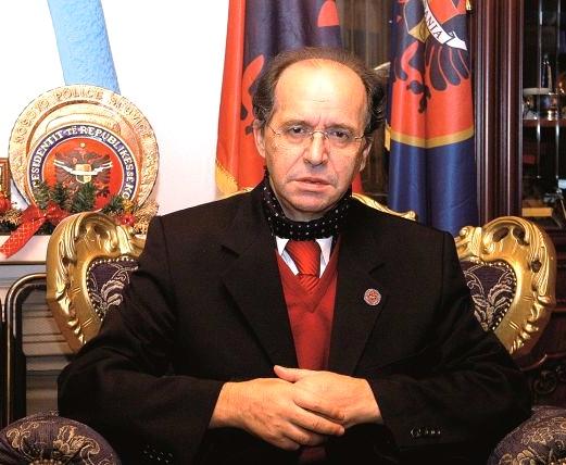 Dr. Ibrahim Rugova (1944-2006)
