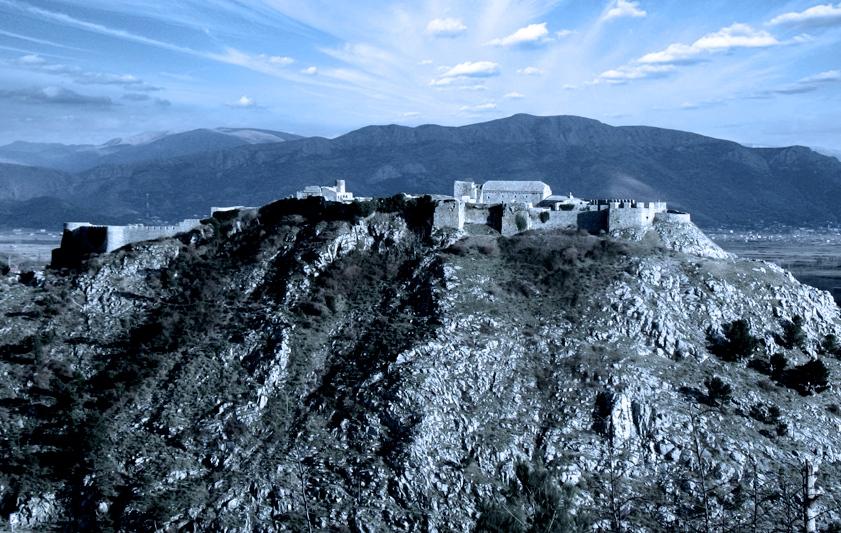 Kalaja e Rozafës - S hkodër