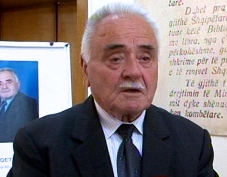 Dr. Prof. Shefqet Hoxha - Historian