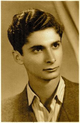 Fritz Radovani i ri 1957