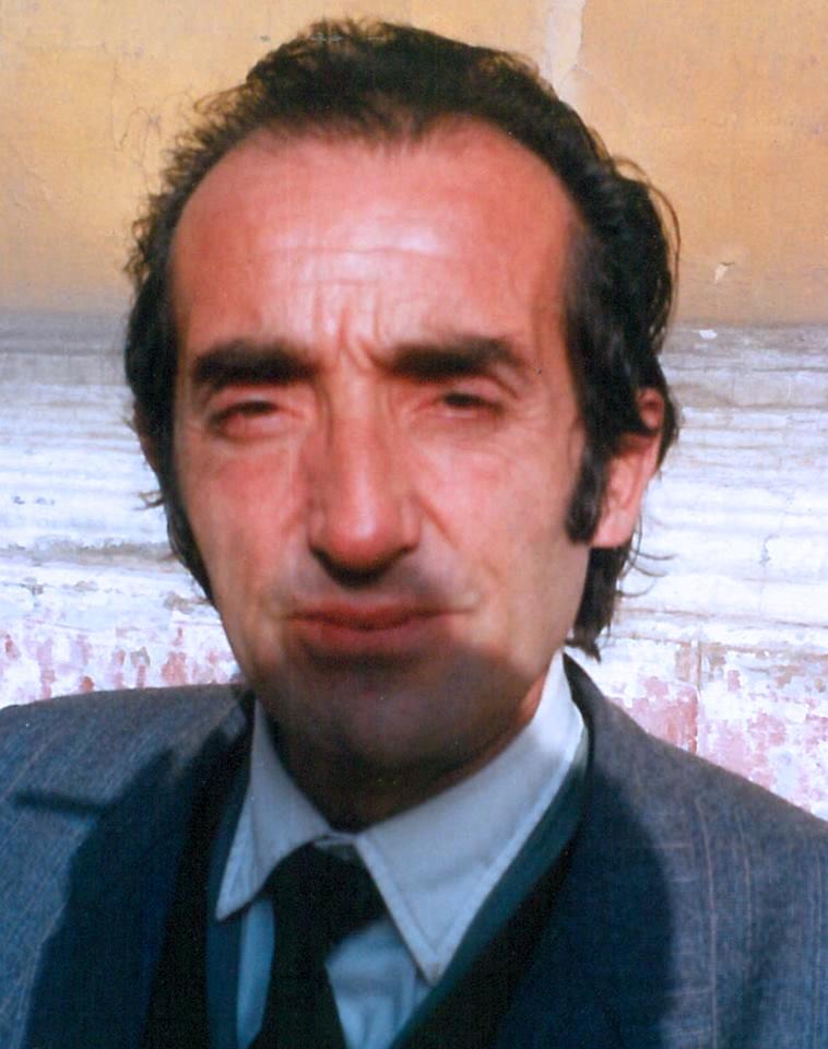 Poeti Frederik Reshpja 1992 (foto Shuaip Beqiri)