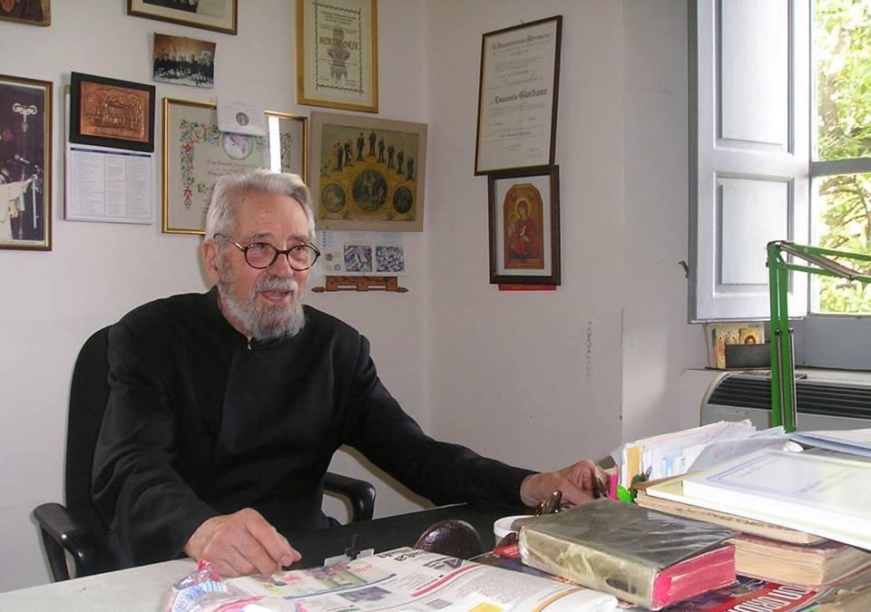 Papas Emanuil Jordani (1920-2015)