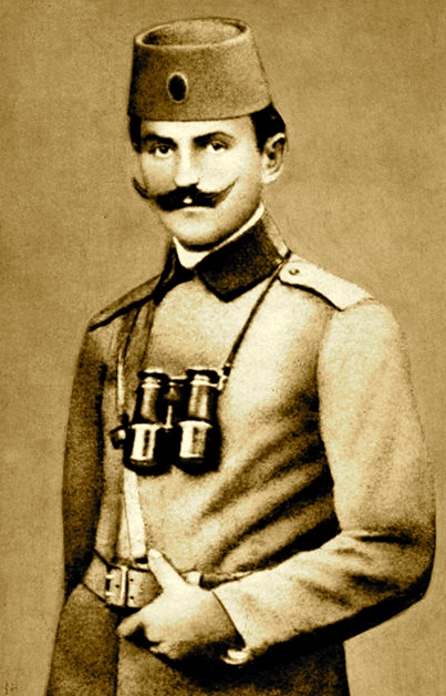 Luc Nishi - Dedvukaj (1893-1921)