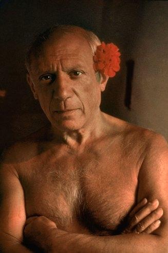 Pablo Picasso i Gjon Milit
