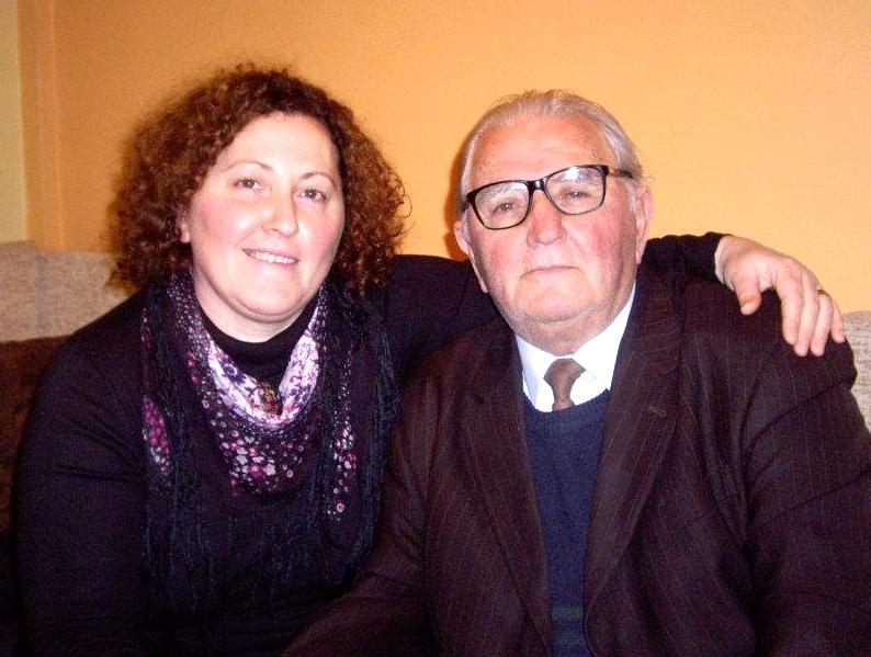 Adriana Simoni - Neti dhe i ati Pashk Simoni