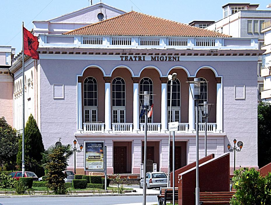 "Teatri ""Migjeni"" i Shkodres"
