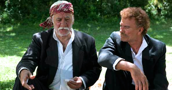 Bruno Shllaku dhe Reshat Arbana