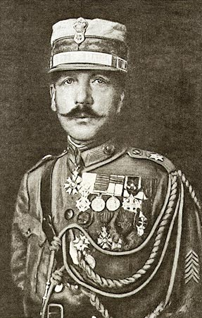 Gjen. Theodhor Pangallos (1878-1952)