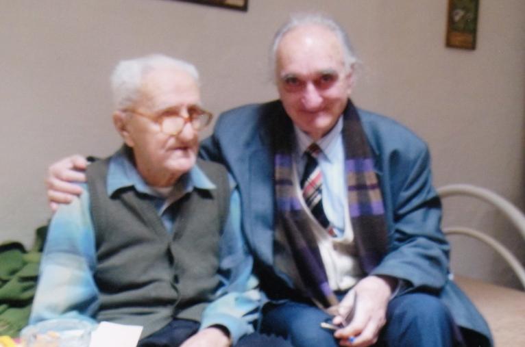 Ded Gjonmarkaj dhe Lek Pervizi 2014