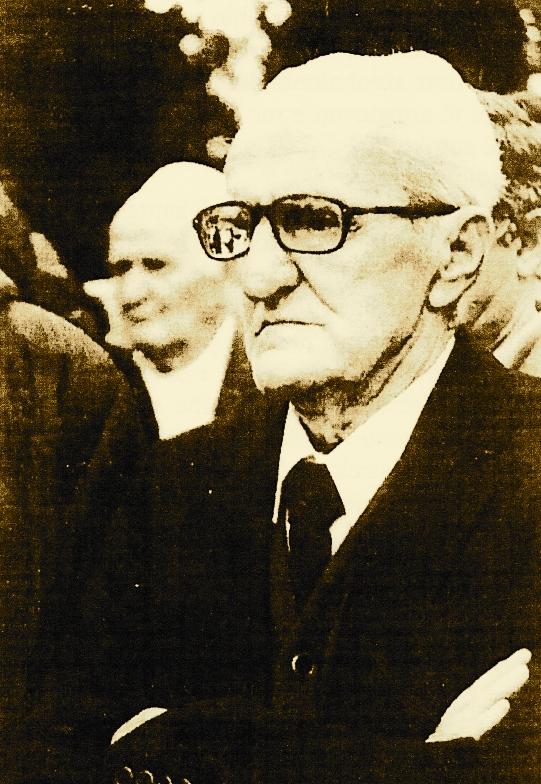 Dedë Gjonmarkaj (1921-2015)