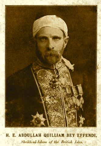 Abdullah Henry Quilliam (1856-1932)