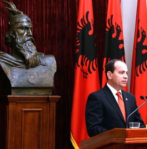 Presidenti i Republikës - Bujar Nishani