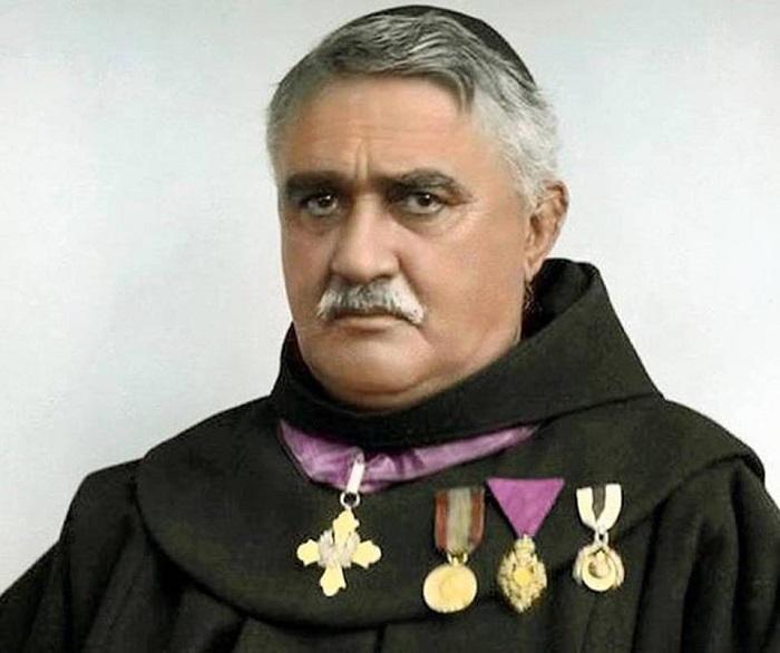 Gjergj Fishta (1866-1940)