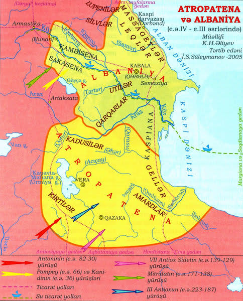 Harte e Kaukazit
