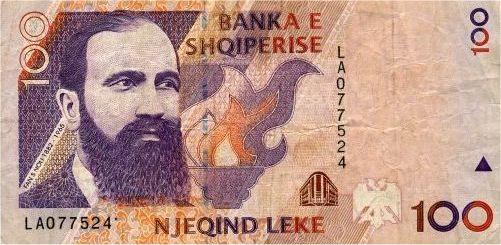 Monedhë 100 Lekshe në Nderim të Nolit