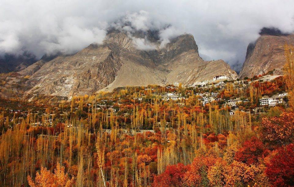 Pamje nga Hunza Valley