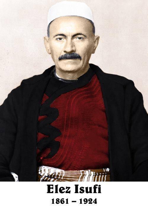 Elez Isufi (1861-1924)