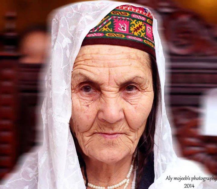Grua në moshë hunzake