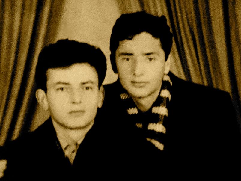 Ahmet Kolgjini dhe Dine Dine (1963)