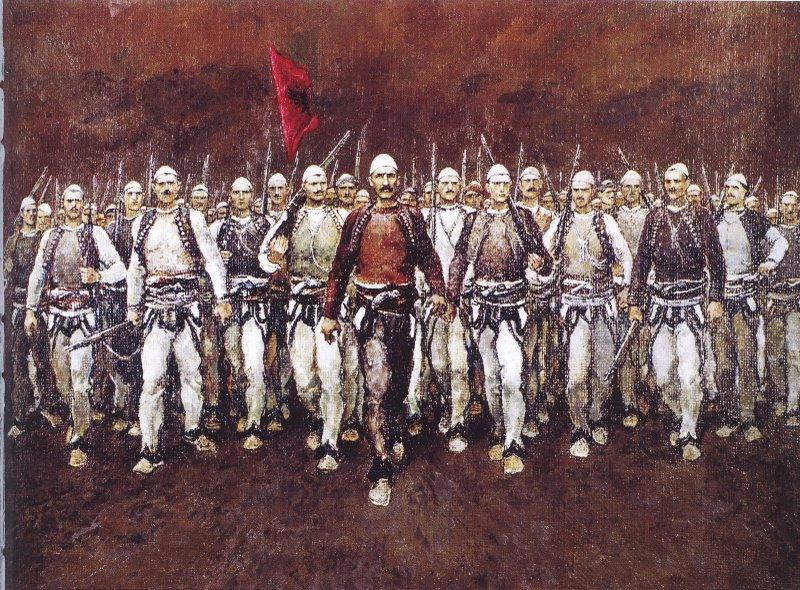 Qendresa Shqiptare dhe Pavarsia