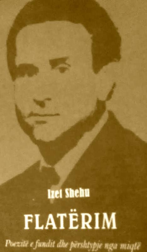 Libri i fundit i Izet Shehut, botuar mbas vdekjes