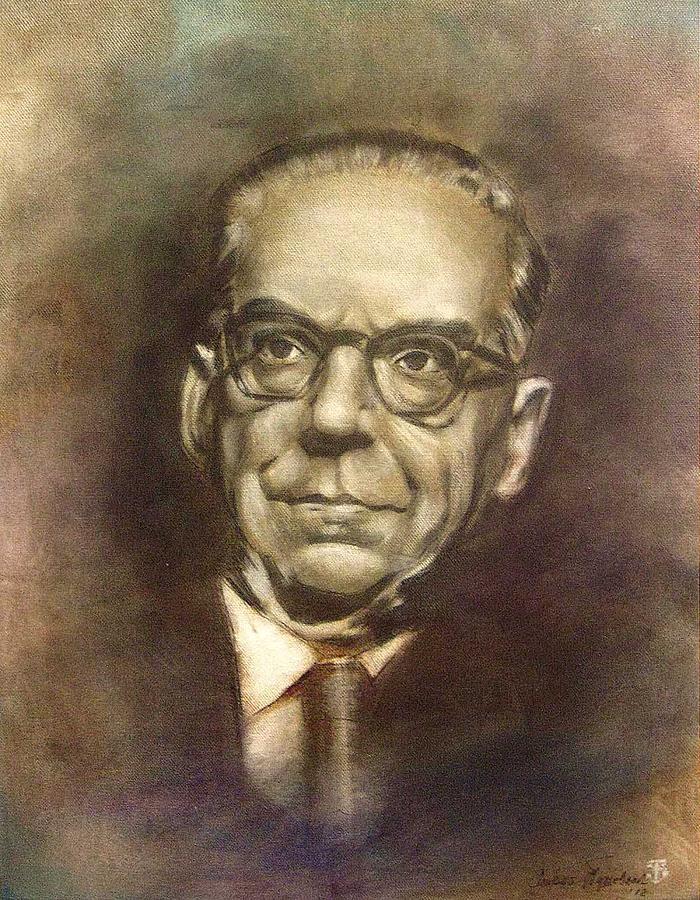 Ivo Andric pikture nga SlavkoTusevljak - Projektuesi i Genocidit