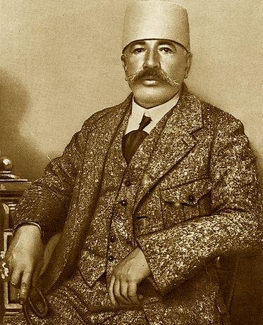 Bajram Curri (1862-1925)