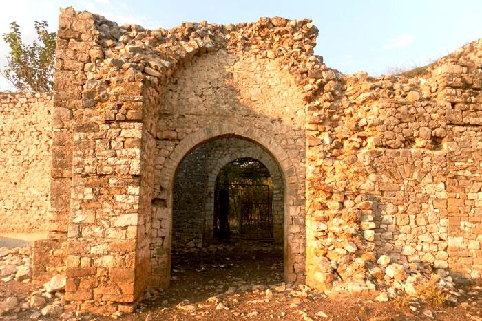 Hyrja e Kalasë së Libohovës
