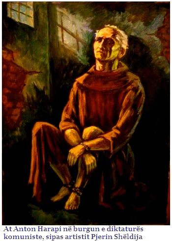 At Anton Harapi (pikture Pjerin Sheldija)
