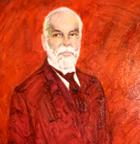 Ismail Qemal Bej Vlora (portret)
