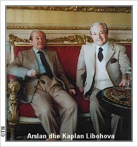 Vellezerit Arsllan e Kapllan Libohova
