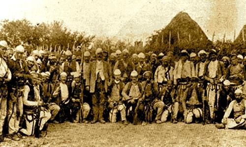 Bajram Curri mes luftetareve 1912