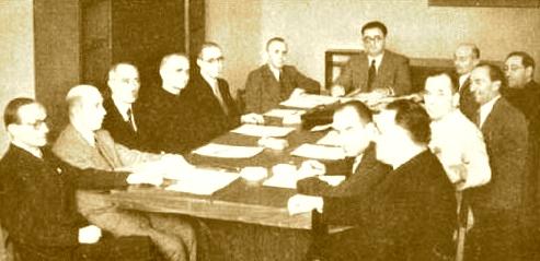 At Anton Harapi - Instituti i Studimeve Shqiptare (1940)