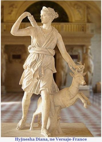 Hyjnesha Diana e Romakeve