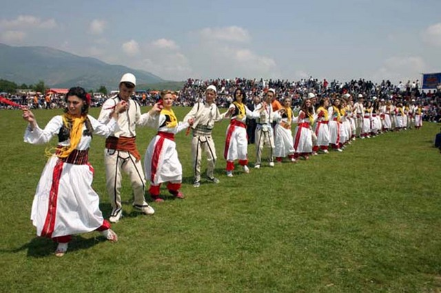 Festa e Pranverës - e Valleve - e Traditës Pagane