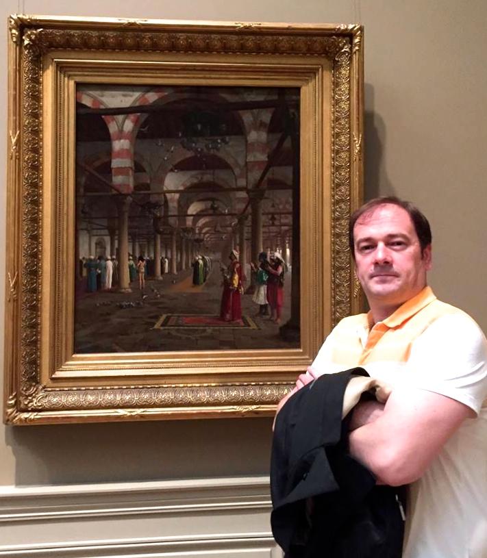 Ilir Seci dhe piktura e Gerome-s ne Met