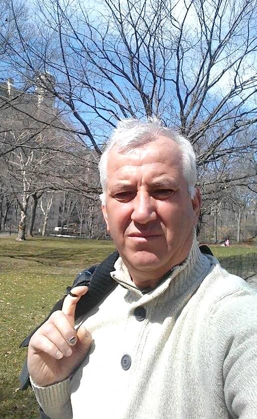 Në Central Park...