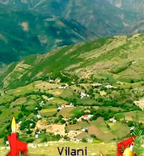 Fshati Vilan themeluar nga Muzhaqet