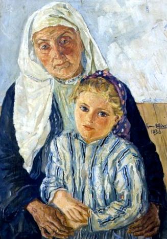 Gjyshja dhe Mbesa