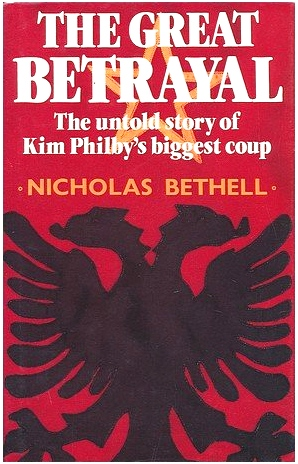 """The Great Betrayal"" Nicholas Bethel"