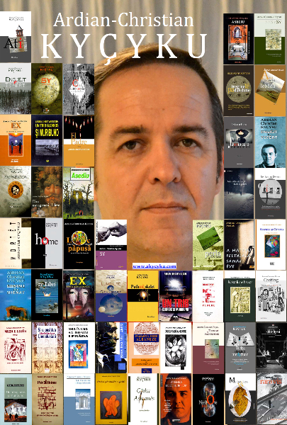 Ardian-Christian Kyçyku - Library 2014