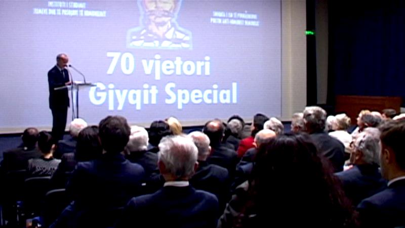 70 Vjetori i Gjyqit Special - Tirane 15 prill 2015