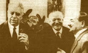 Tre Hermetiket Nobeliste Montale-Ungaretti-Quasimodo