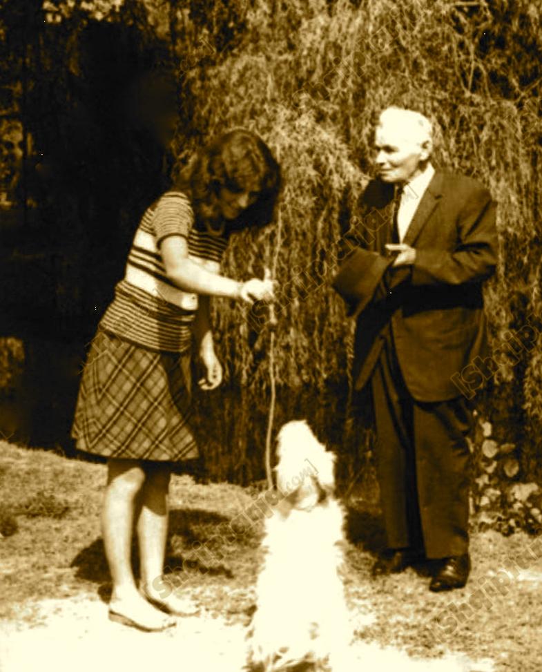 Lasgushi, e bija Maria dhe Cuci
