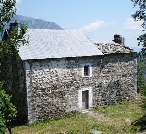 Shtëpia e Sadik Gjergjit (Gjolit) në Palç