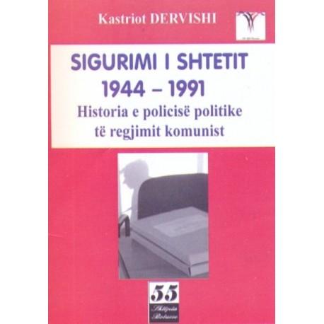 Sigurimi i Shtetit (1944-1991)