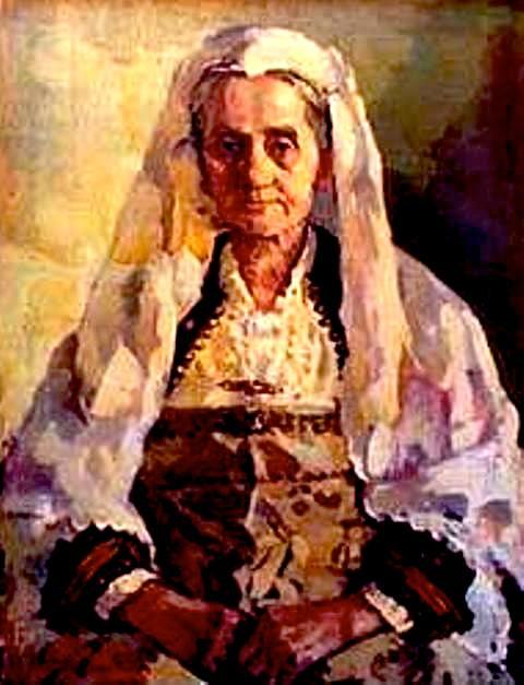 Ferdinand Paci - Gjyshja Nine